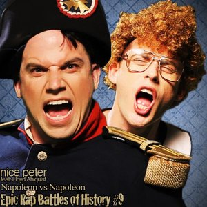 Image for 'Napoleon Vs Napoleon - Epic Rap Battles of History #9 (feat. Lloyd Ahlquist) - Single'
