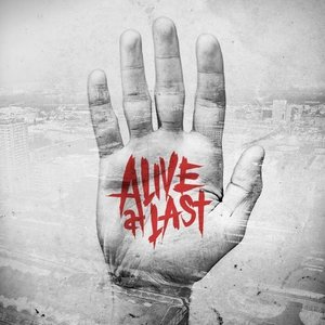 Image for 'Alive at last'
