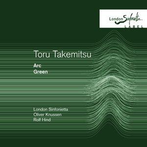 Image for 'Toru Takemitsu: Green/ Arc'