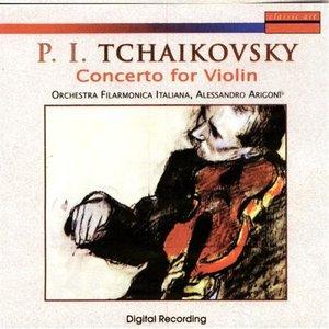 Imagen de 'Pyotr Ilyich Tchaikovsky: Concerto For Violin - Romeo And Juliet'