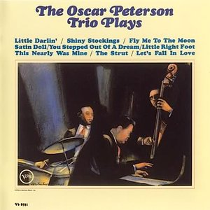 Image for 'THE OSCAR PETERSON TRIO PLAYS'