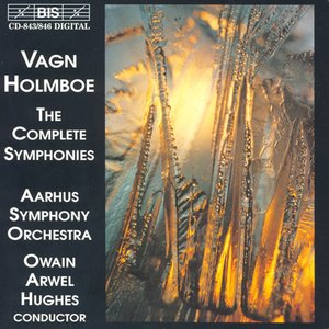 Image for 'Holmboe: Complete Symphonies'