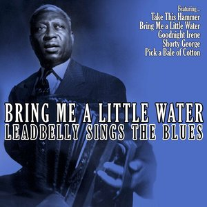 Image for 'Bring Me a Little Water - Leadbelly Sings the Blues'