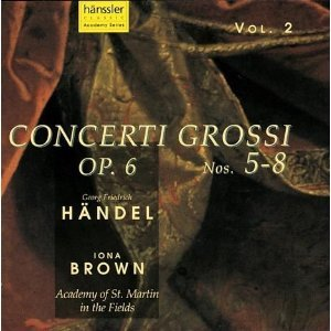 Image for 'Concerti Grossi - Op. 6 Nos. 5-8'