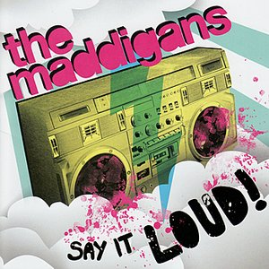 """Say It Loud!""的封面"