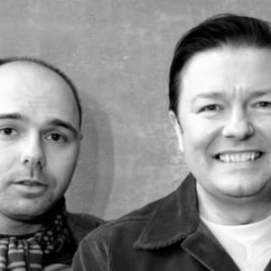 Image for 'Ricky Gervais and Karl Pilkington'