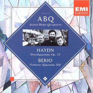 Image for 'Haydn/Berio - String Quartets'