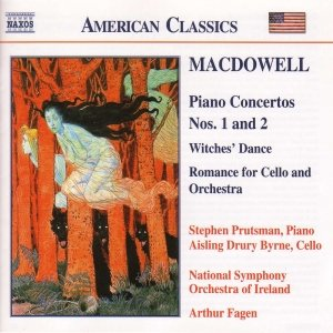 Bild für 'MACDOWELL: Piano Concertos Nos. 1 and 2 / Witches' Dance'