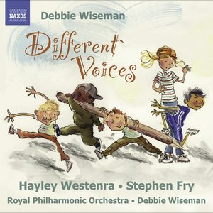 Image for 'Wiseman, D.: Different Voices'