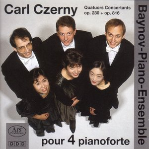 Image for 'Czerny, C.: Quatuor Concertant'