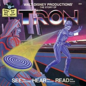 Bild för 'Tron Read Along'
