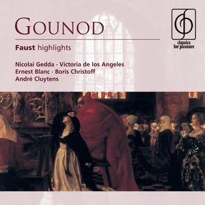 Image for 'Gounod: Faust (highlights)'