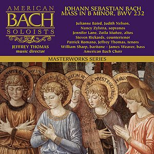 Image pour 'J.S. Bach - Mass in B Minor CD1'