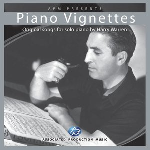Image for 'Piano Vignettes By Harry Warren'