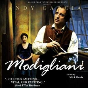 Image for 'Modigliani: Music from the Original Motion Picture'