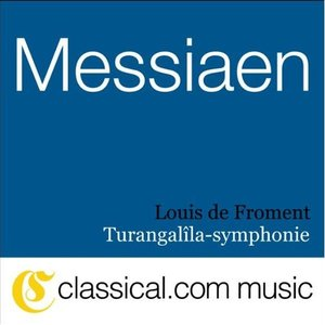 Image for 'Olivier Messiaen, Turangal��la-Symphonie'