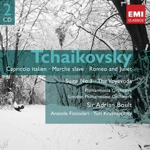 Image for 'Tchaikovsky: Suite No. 3'