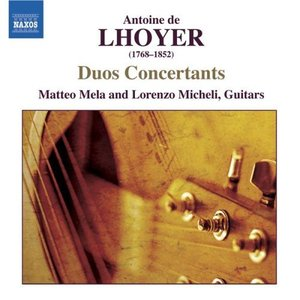 Image for 'LHOYER: 3 Duo Concertants, Op. 31 / Duo Concertant, Op. 34, No. 2'