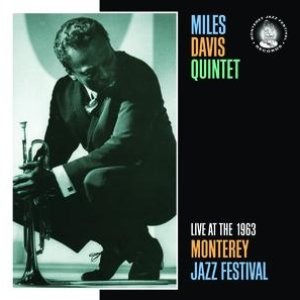 Bild för 'Live At The 1963 Monterey Jazz Festival'