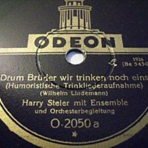 Image for 'Harry Steier'