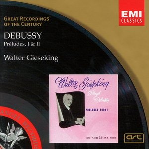 Imagem de 'Debussy: Préludes, I & II'