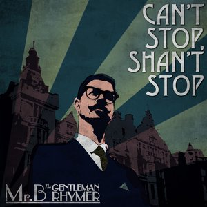 Image for 'Can't Stop, Shan't Stop'