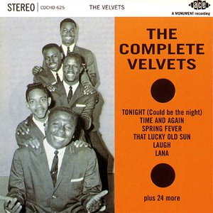 Image for 'The Complete Velvets'