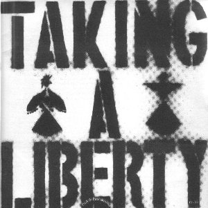 Image for 'Taking a Liberty'