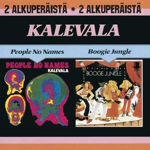 Immagine per 'People No Names / Boogie Jungle'