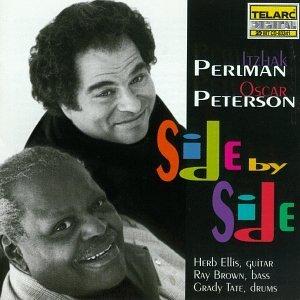 Image for 'Itzhak Perlman & Oscar Peterson'
