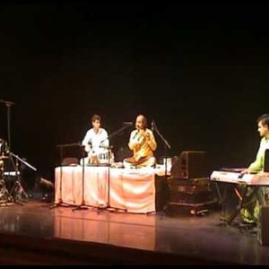 Image for 'Ronu Majumdar, Ry Cooder, Jon Hassell and Abhijit Banerjee'