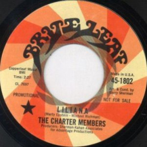 Image for 'The Charter Members'