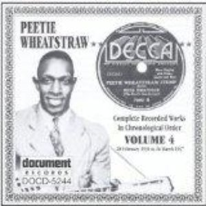 Peetie Wheatstraw - This Is The Blues - Vol. 8