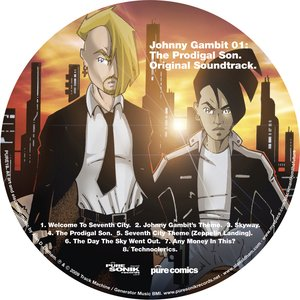 Imagem de 'Johnny Gambit 01: The Prodigal Son Original Soundtrack'