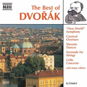 Image for 'DVORAK (THE BEST OF)'