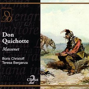 Image for 'Don Quichotte'