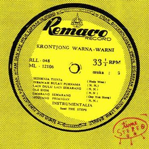 Image for 'Krontjong Warna-Warni'
