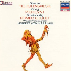 Image for 'Karajan, Peer Gynt: Till Eulenspiegel'