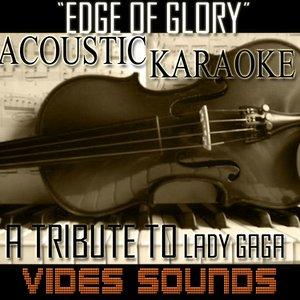 Imagem de 'Edge Of Glory (Acoustic Karaoke Version) A Tribute To Lady Gaga'