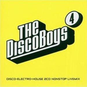 Image for 'The Disco Boys, Volume 4'