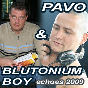Image for 'Pavo and Blutonium Boy'