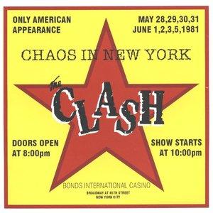 Bild für '1981-06-04: Chaos in New York, Bonds International Casino, New York, USA'