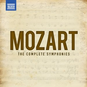 Image for 'Mozart, W.A.: Complete Symphonies'