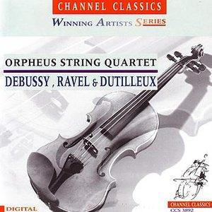Image for 'Debussy / Ravel / Dutilleux'