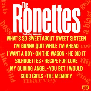 Immagine per 'The Ronettes featuring Veronica'