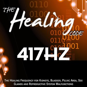 Image for 'The Healing Code: 417 Hz (1 Hour Healing Frequency for Kidneys, Bladder, Pelvic Area, Sex Glands and Reproductive System Malfunctions)'