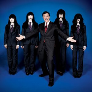 Image for 'Stephen Colbert with The Black Belles'