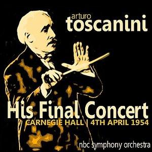 Image pour 'Toscanini: His Final Concert'