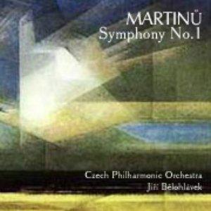 Image for 'MARTINŮ: Symphony no.1 (cond.Jiří Bělohlávek)'