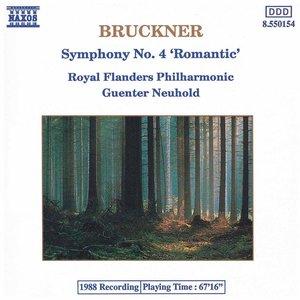 Image for 'Bruckner: Symphony No. 4, 'Romantic', Wab 104'